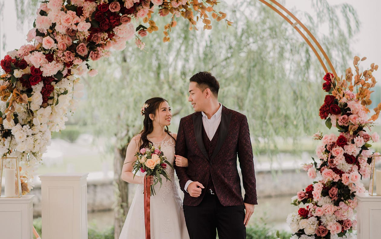 Wedding at Grand Pavilion