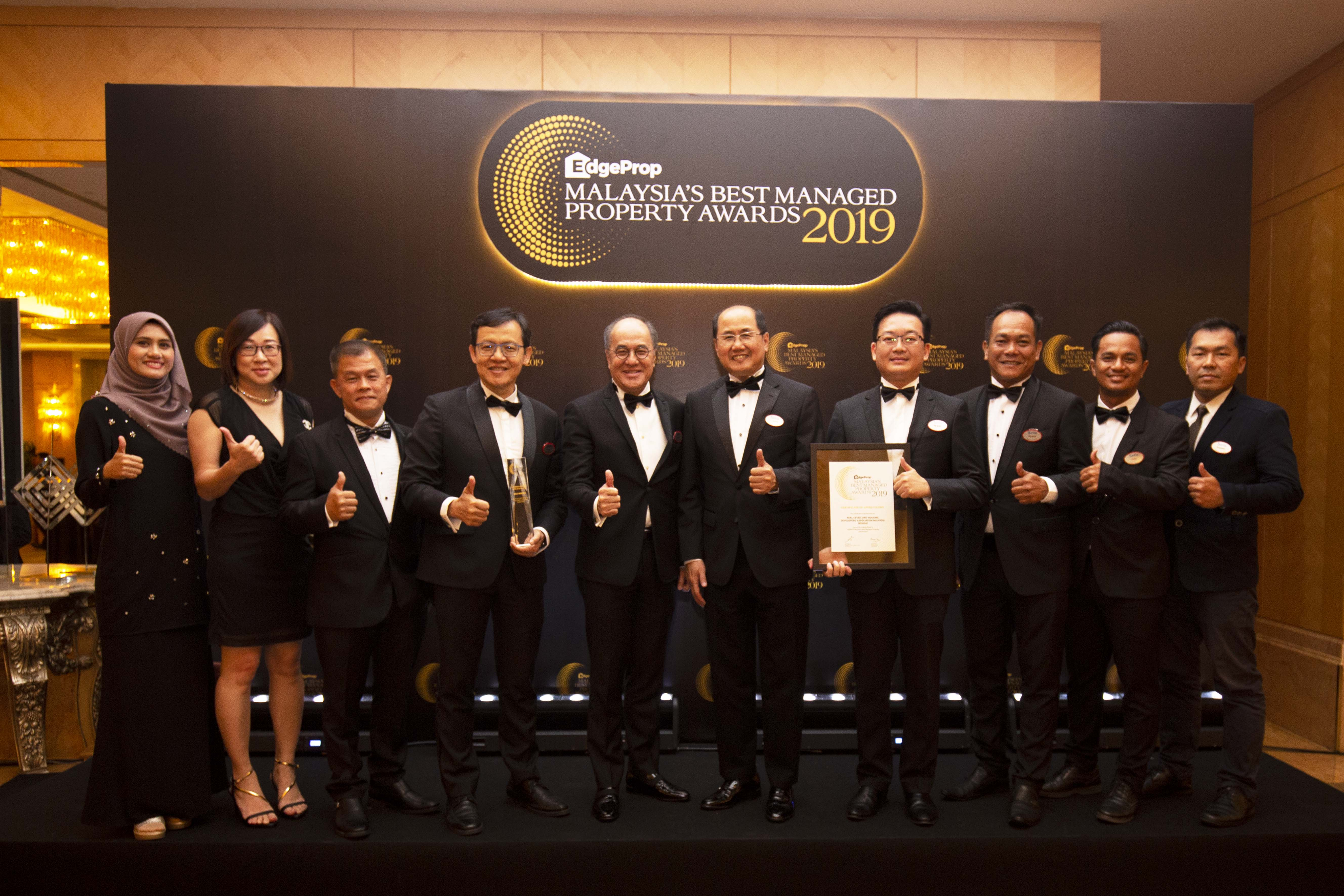 S P Setia Records First Win for The EdgeProp-ILAM Malaysia's Sustainable Landscape Award 2019