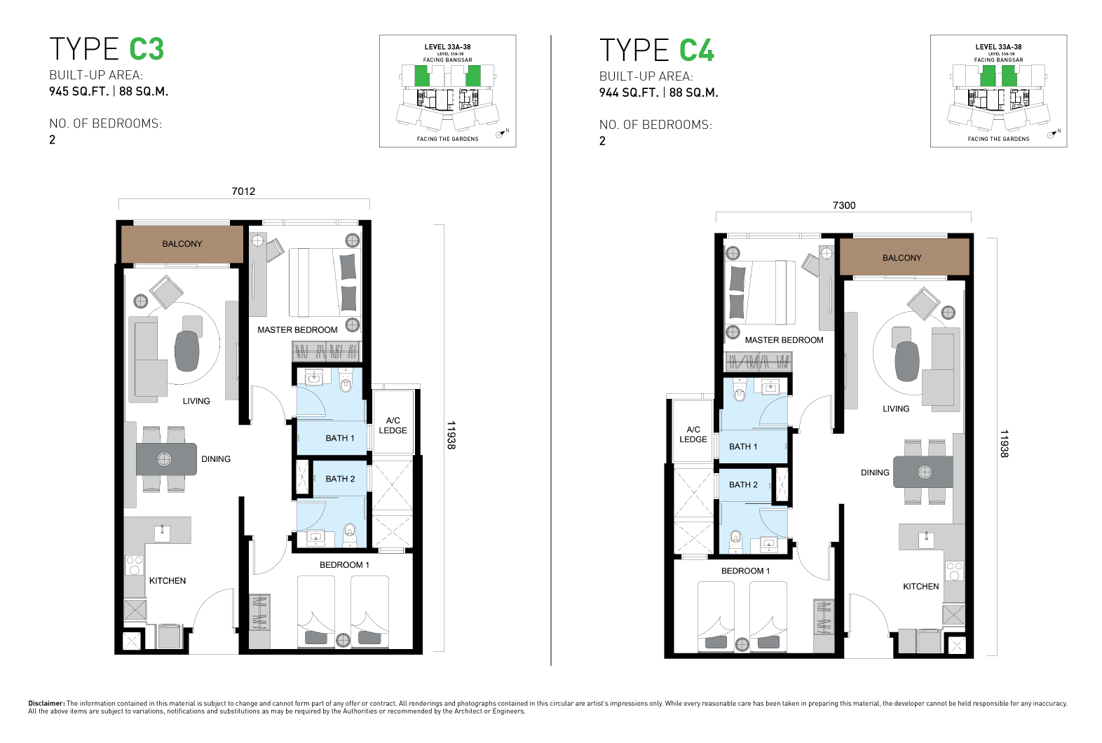 ViiA Unit Plan Type C3 & C4