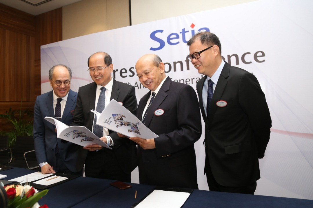 S P Setia to Ramp up Home Launches