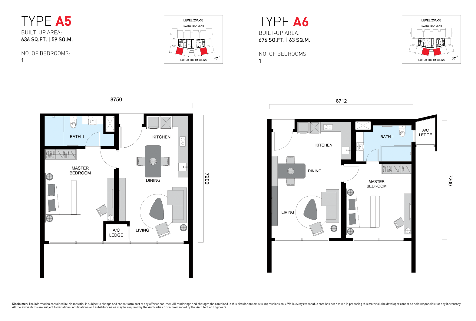 ViiA Unit Plan Type A5 & A5