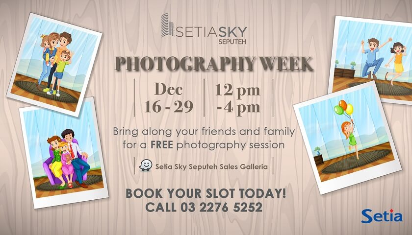Setia Sky Seputeh Photography Week 2019