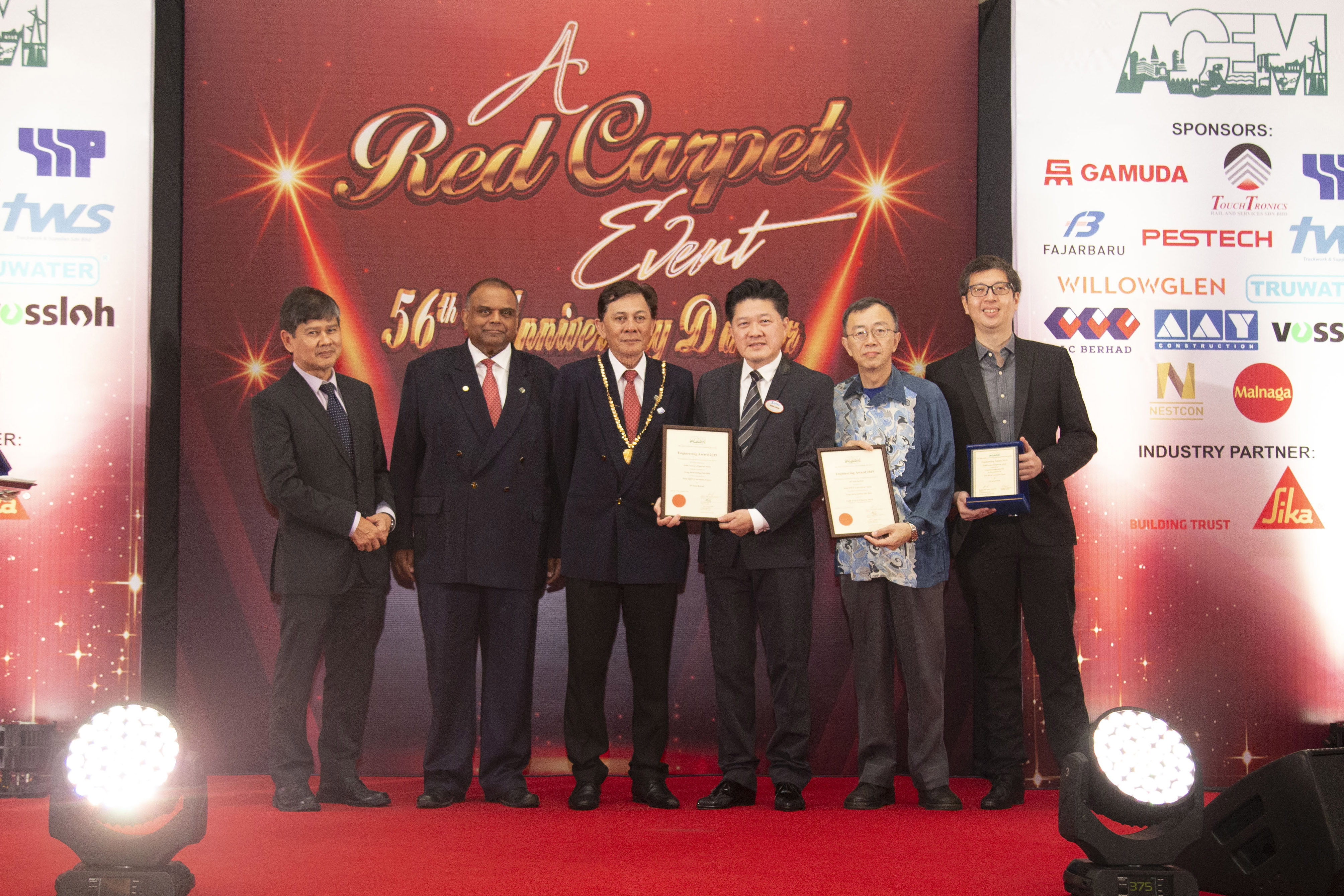 Setia SPICE Convention Centre honoured at ACEM Engineering Awards 2019