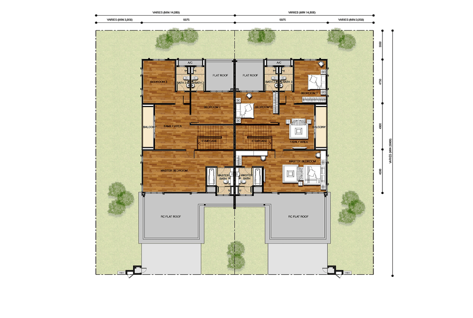 Fernsworth Floor Plan (First Floor)